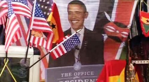 Obamův plakát