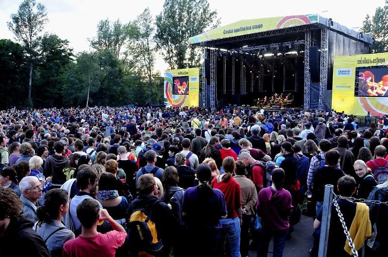 Colours of Ostrava 2009