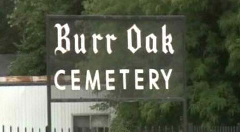 Hřbitov Burr Oak