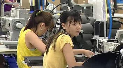 Vietnamské pracovnice