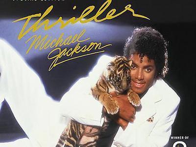 Album singlu Thriller