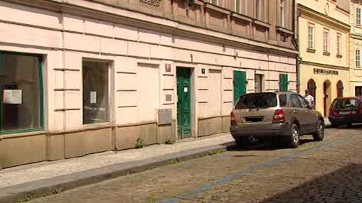Dům č.p. 11 v Truhlářské ulici