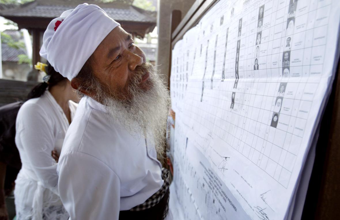 Volby v Indonésii