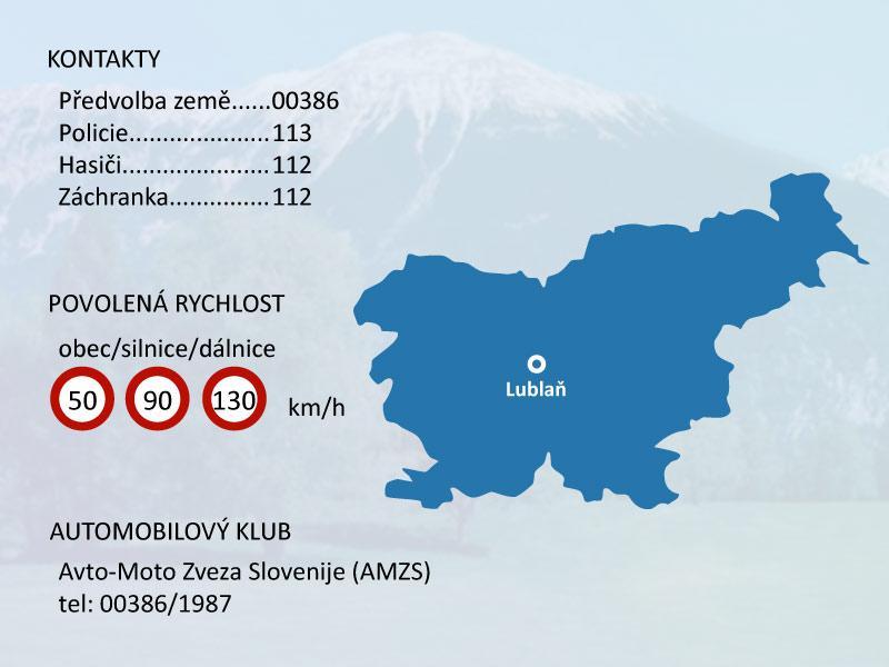 Základní informace o Slovinsku
