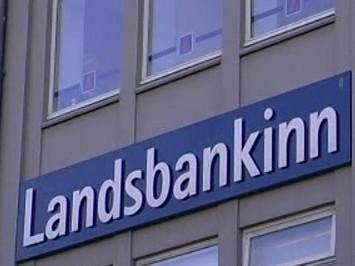 Islandská banka Landsbankinn