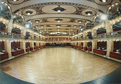 Velký sál Lucerna
