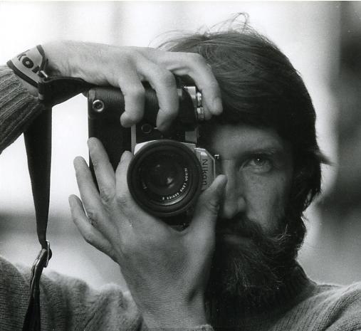 Fotograf Pavel Vácha