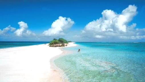 Korálový ostrov