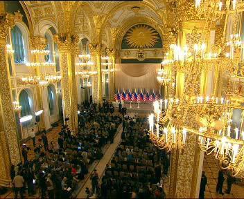 Obama v Moskvě