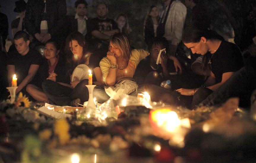 Paříž vzpomíná na Michaela Jacksona