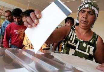 Volby v Bulharsku