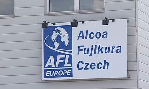 Společnost Alcoa Fujikura Czech