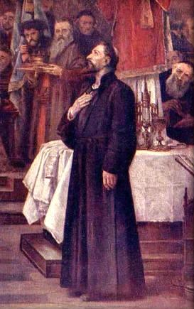 Jan Hus podle Václava Brožíka