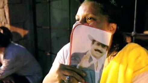 Příznivkyně svrženého honduraského prezidenta