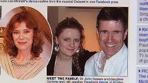 Fotky rodiny Johna Sawerse