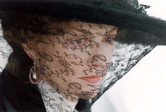 Isabelle Huppertová ve filmu Gabrielle