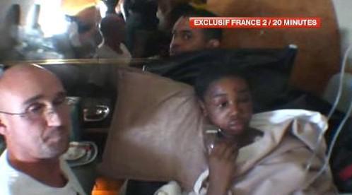 Převoz Bahie Bakariové do Francie