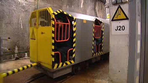 Podzemní přepravní vagon