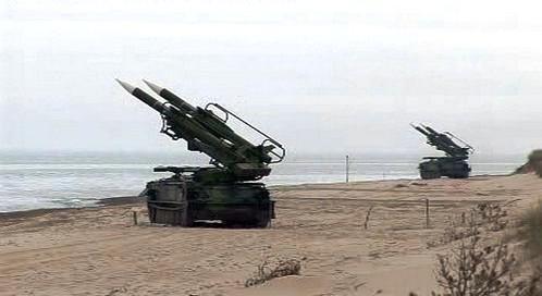Rakety KUB