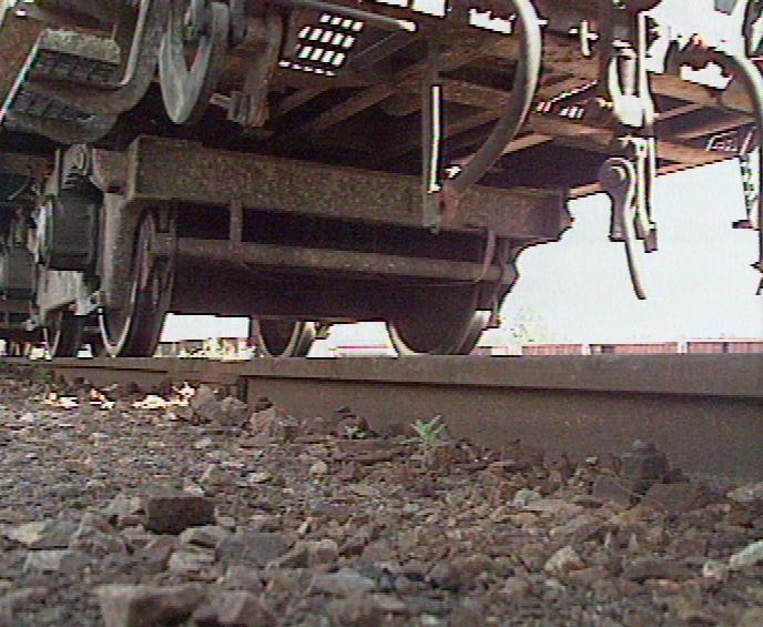 Podvozek vagonu