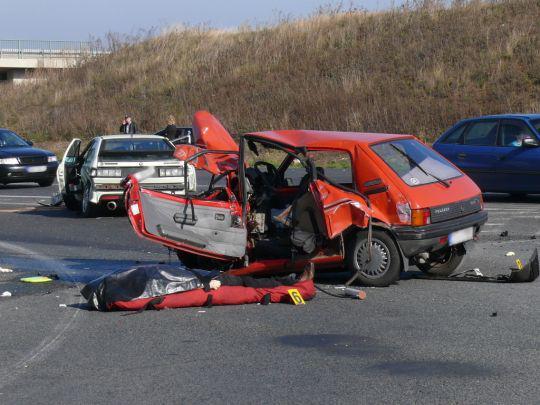 Nehoda se smrtelnými následky