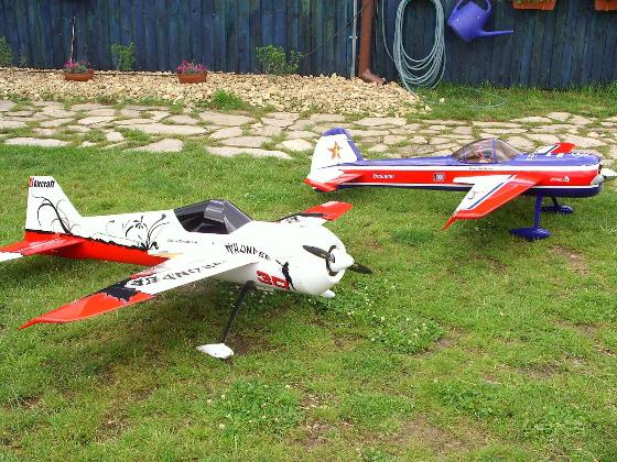 Letecké modely