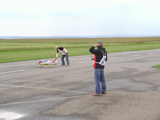 Závody leteckých modelářů