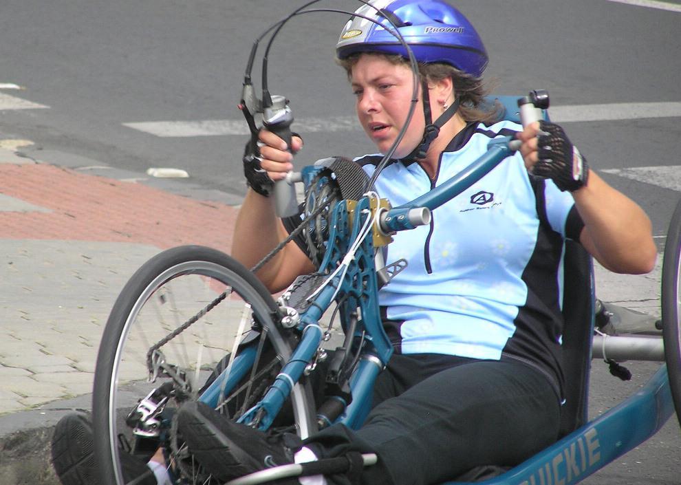 Závody v ruční cyklistice