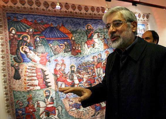 Mír Hossein Musáví