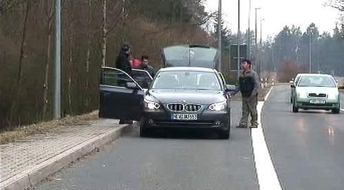 Pohraniční kontrola