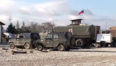 Česká vojenská základna