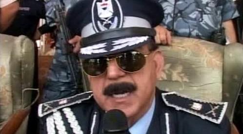 Velitel policie v Bákubě Abdul Husajn Šamrí
