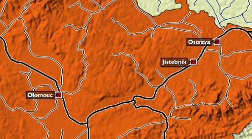 V Jistebníku blesk poškodil železniční zabezpečovací zařízení