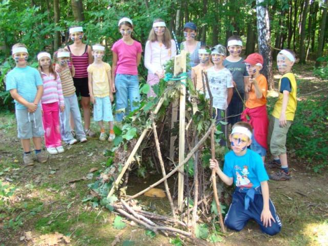 Dětský příměstský tábor