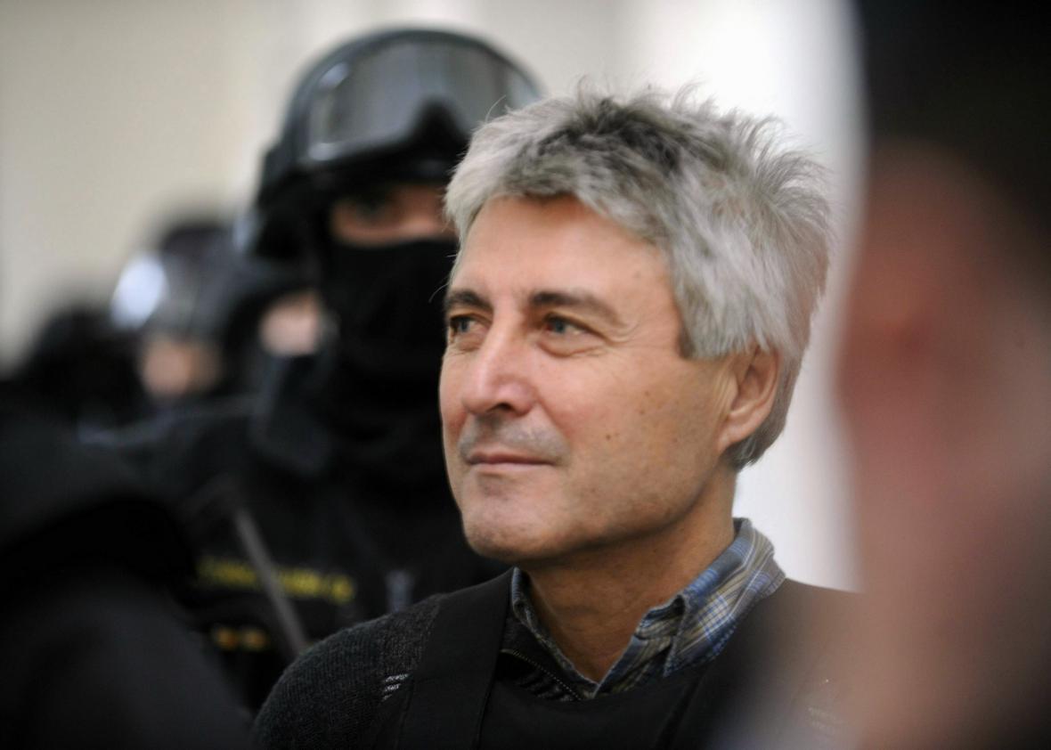 Bohumír Ďuričko přichází k soudu