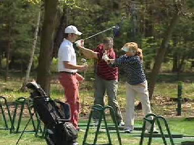 Hráči golfu