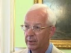 Předseda Akademie Věd Jiří Drahoš