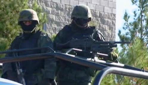 Mexičtí vojáci