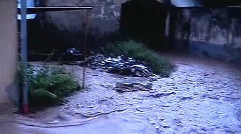 Záplavy v jižních Čechách