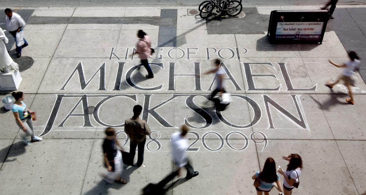 Kanadští fanoušci Michaela Jacksona