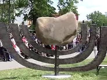 Památník obětem holokaustu