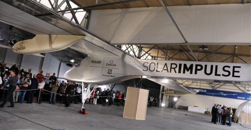 Letadlo Solar Impulse