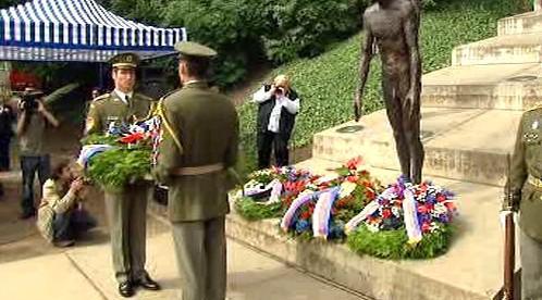 Pietní vzpomínka na oběti komunismu