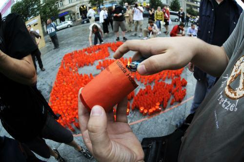 Pietní vzpomínka k 59. výročí popravy Milady Horákové