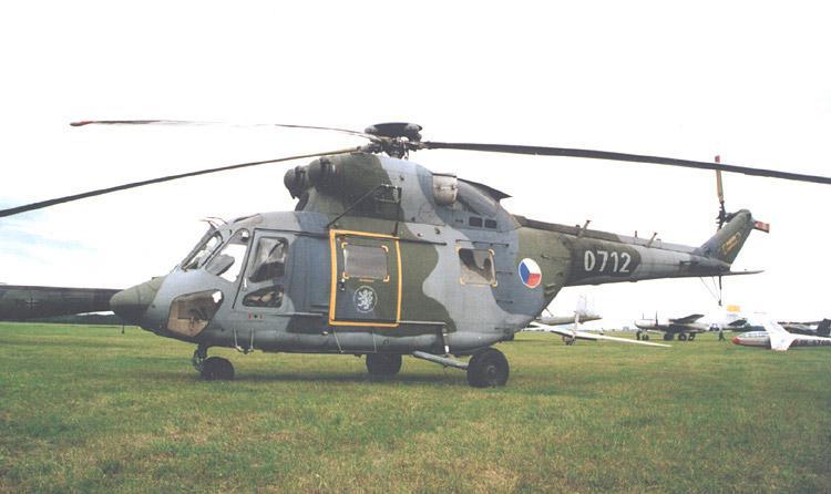 Vrtulník Sokol
