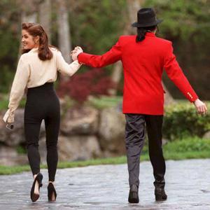 Michael Jackson a Lisa Maria Presley