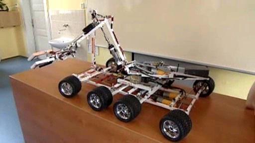 Oceněný robot
