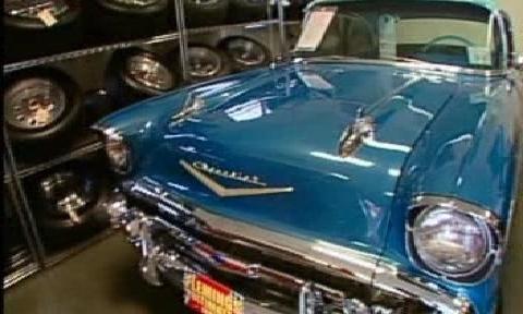 Vůz z dílny GM