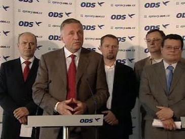 Předseda ODS