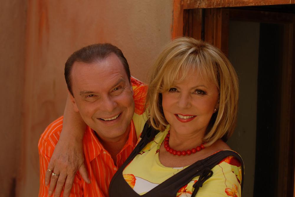 Štefan Margita s manželkou Hanou Zagorovou